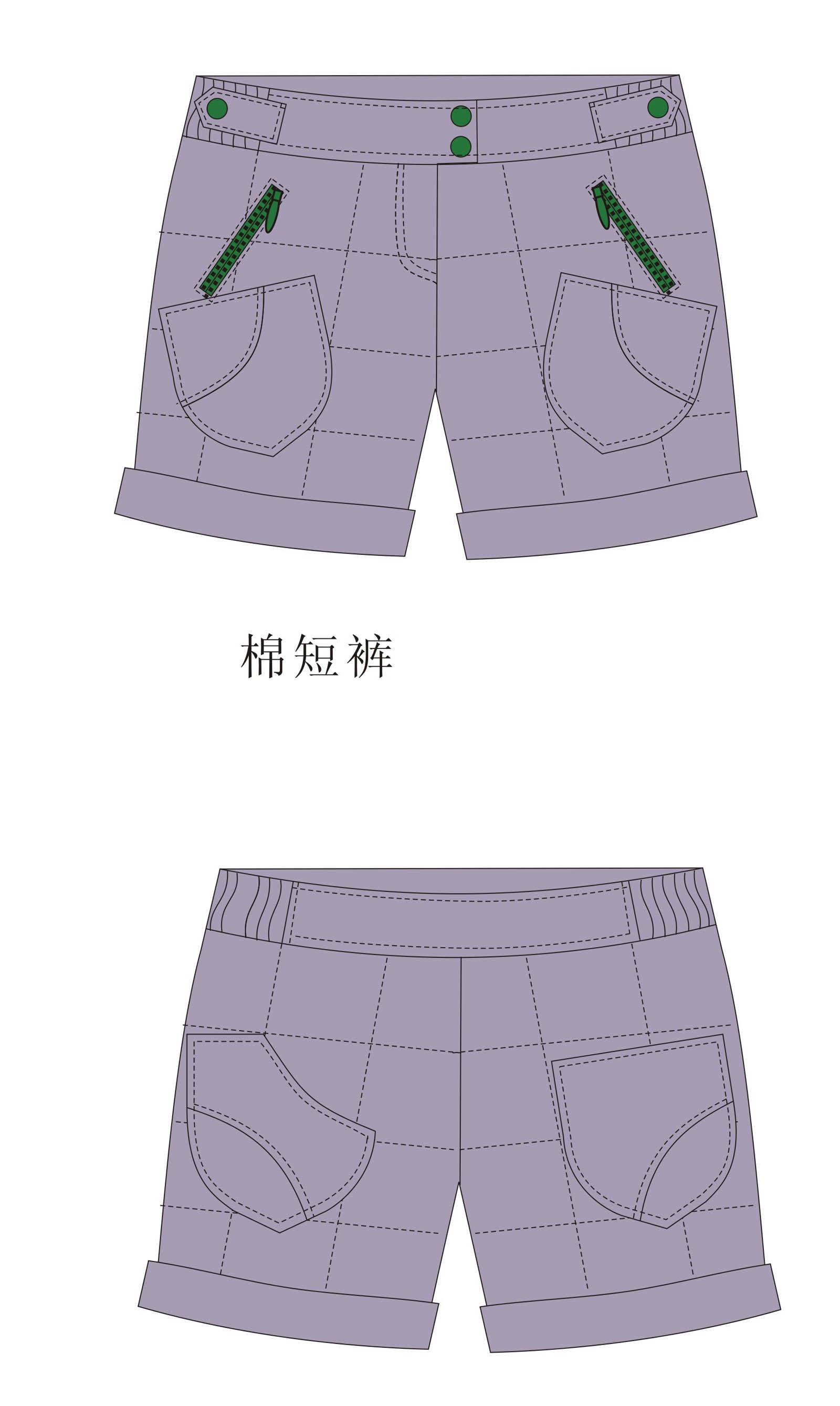 十佳服装设计师梁燕